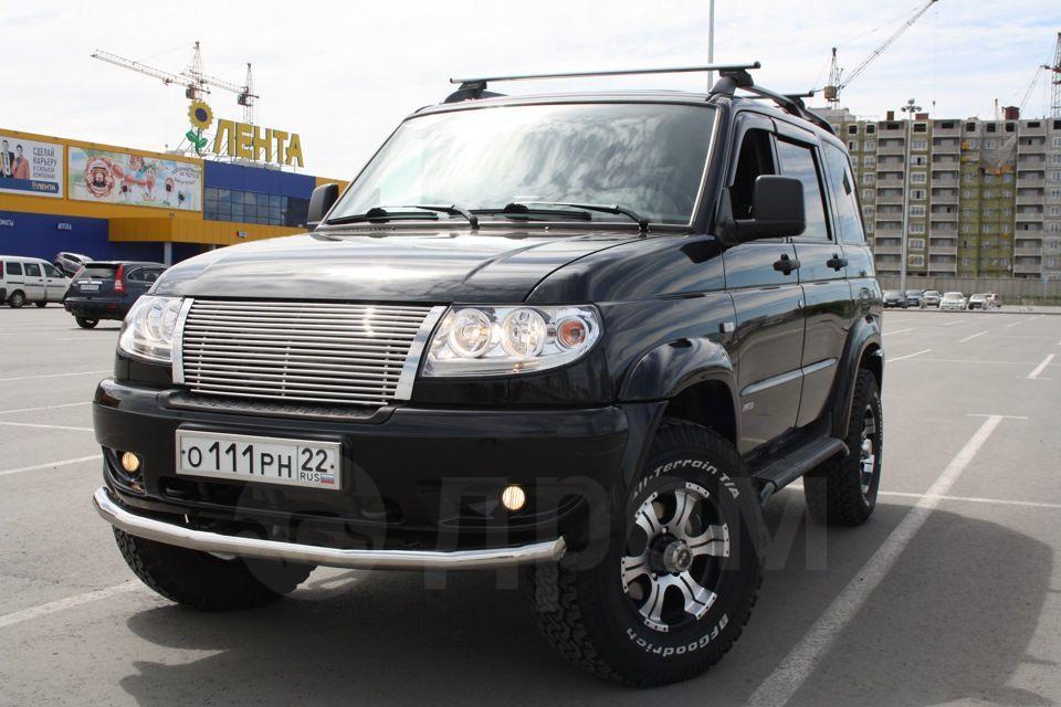 Продажа УАЗ Патриот 2013 года в Барнауле, УАЗ Патриот Limited ...