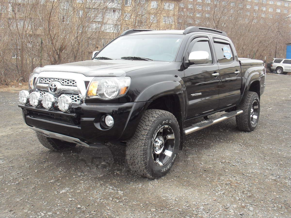 Купить 🚗 Toyota Tacoma (Тойота такома) 2007 г.в. во ...