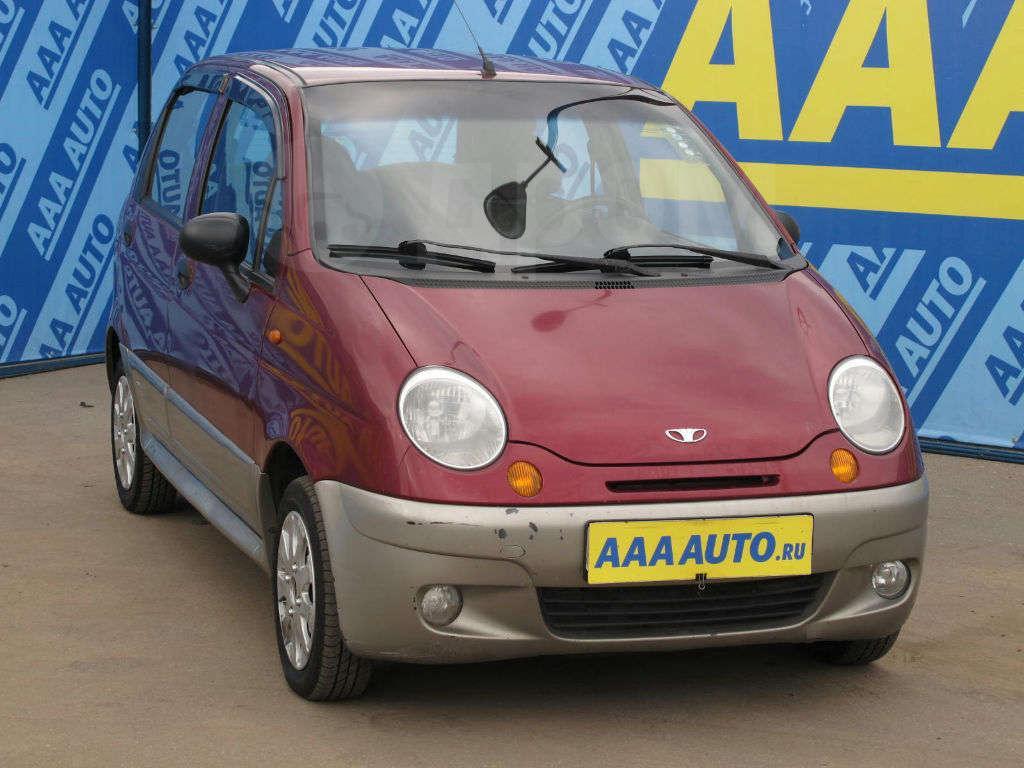 Daewoo matiz в кредит украина