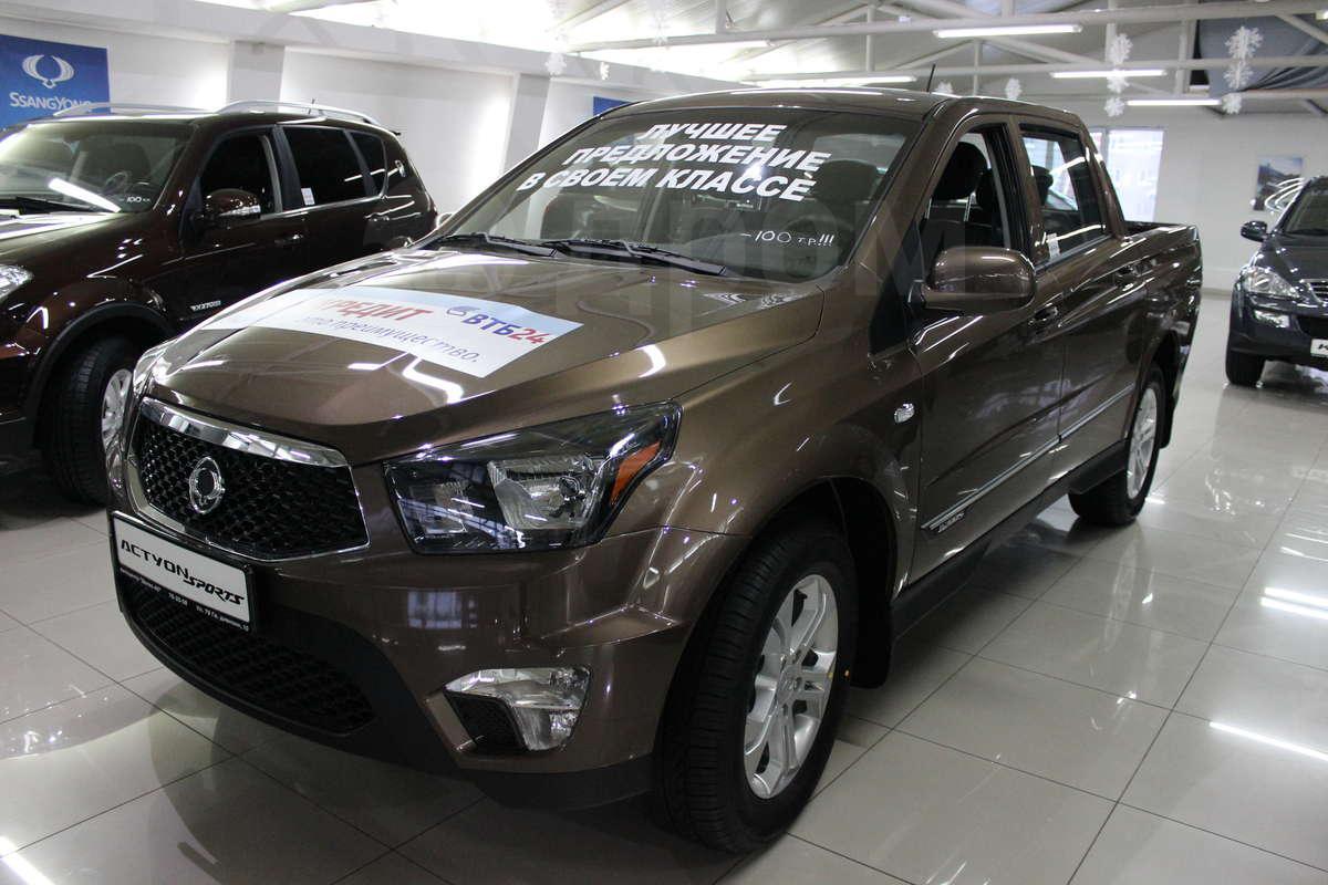 Купить б/у SsangYong: частные объявления по авто