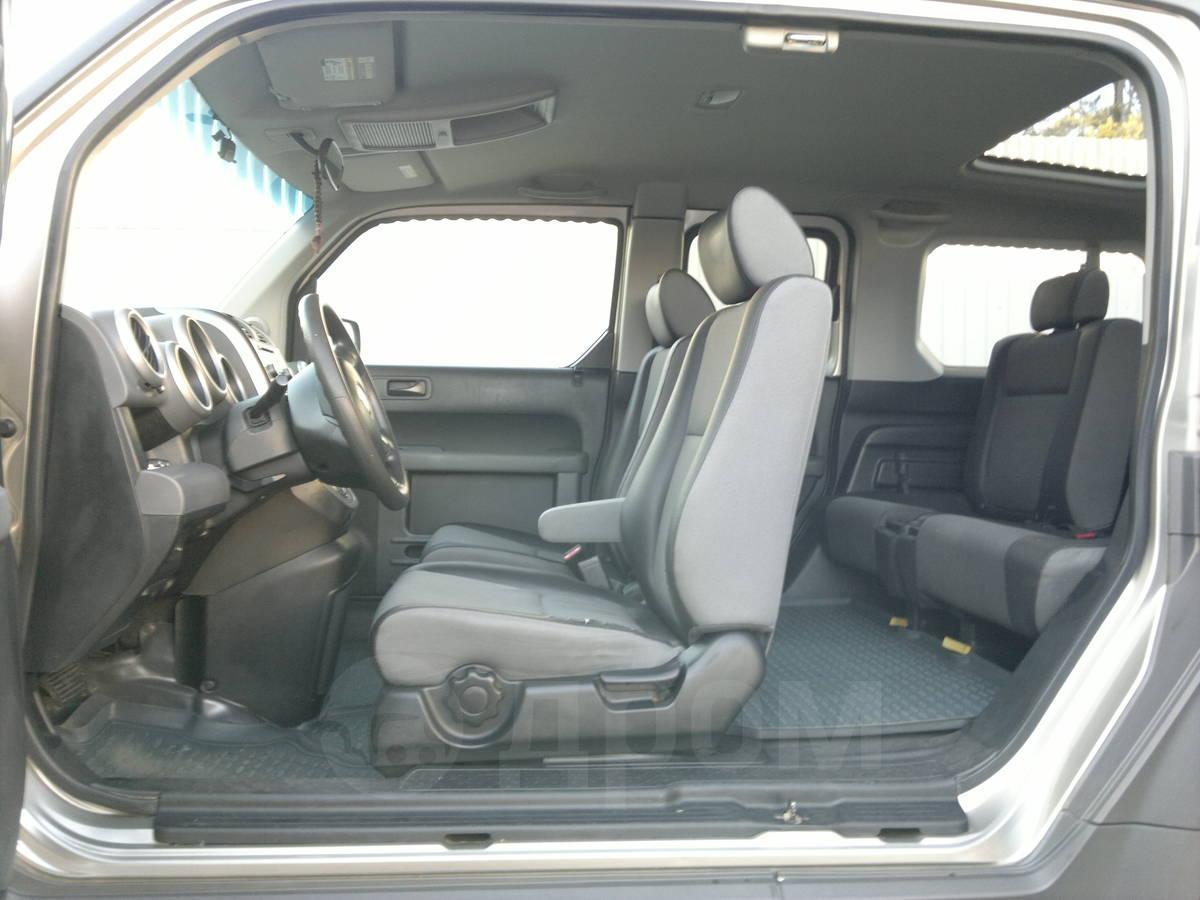 Honda element 2003 год 525 000 руб