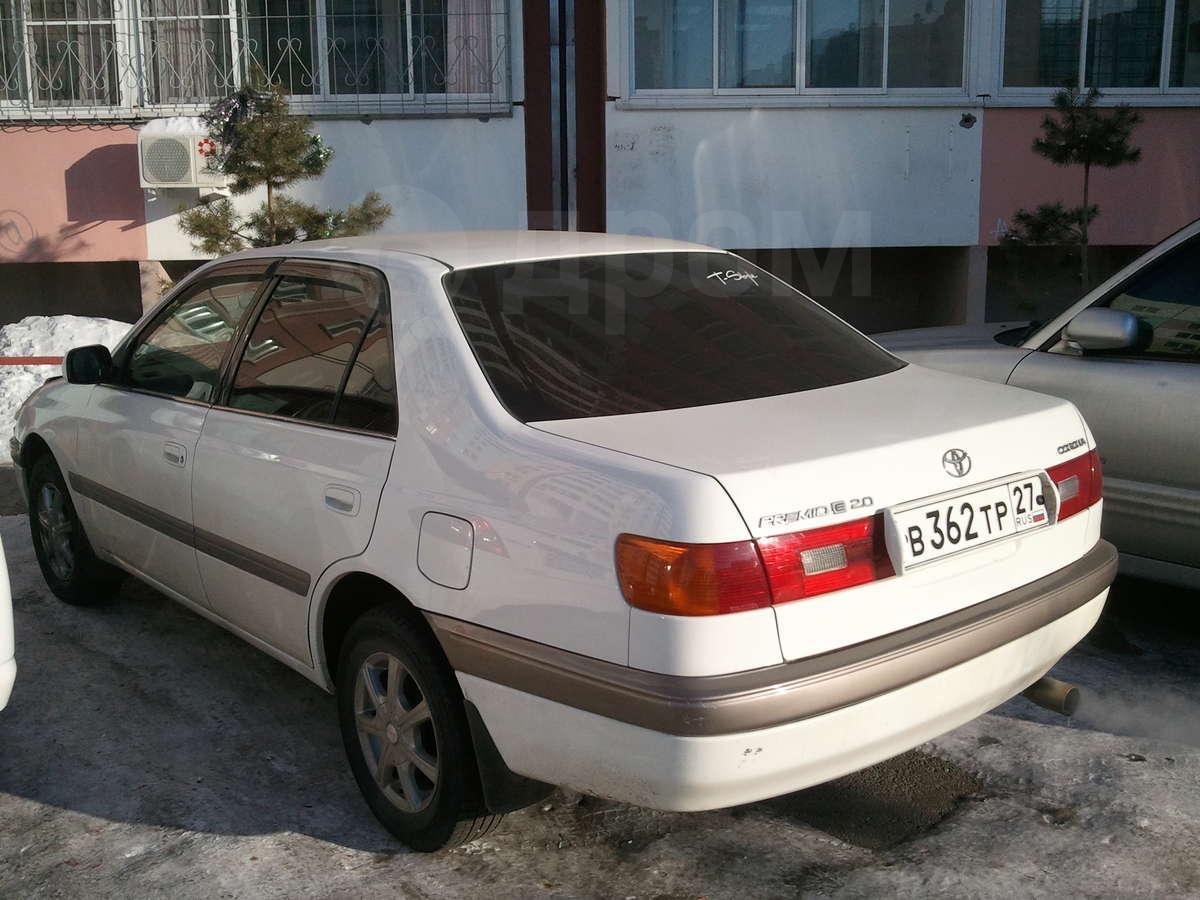 Toyota Корона премио 97