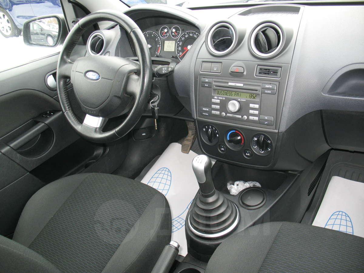 Форд фиеста 2008 фото