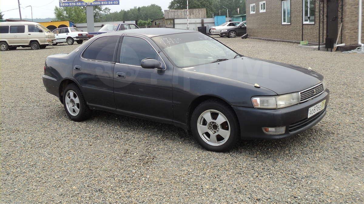 Тойота 1993 года фото