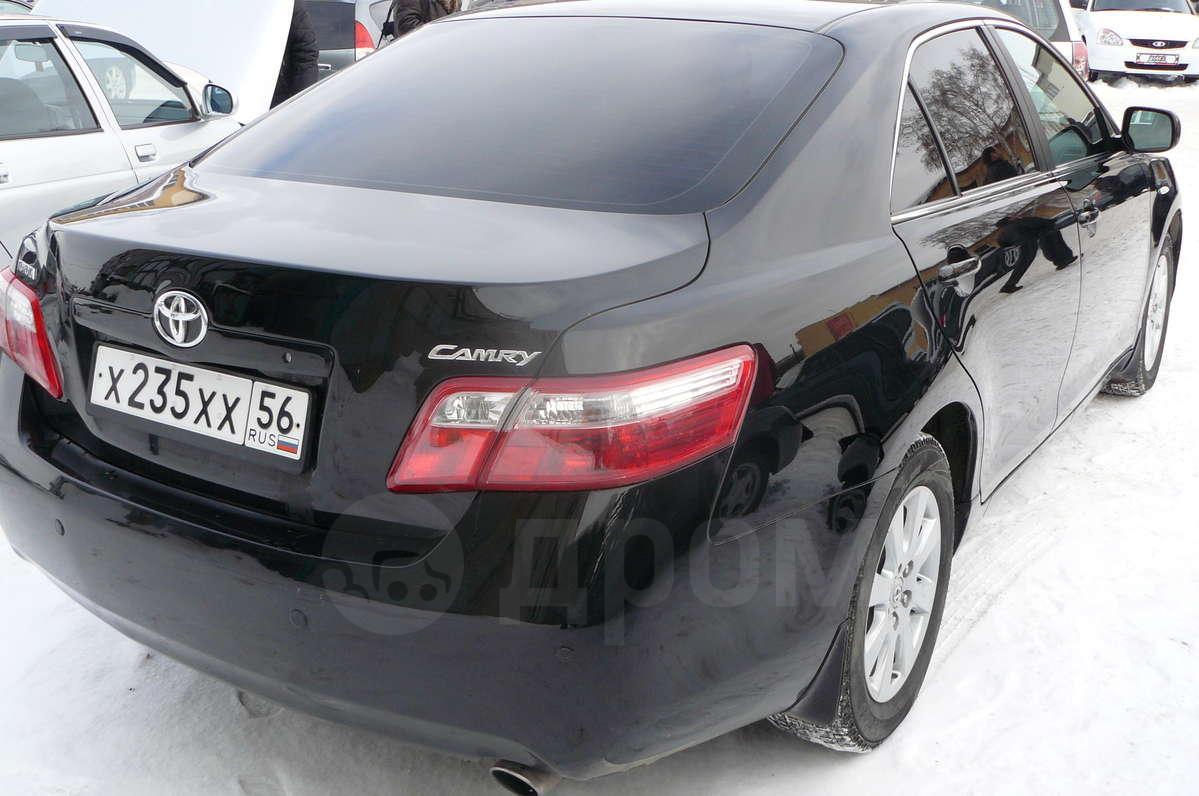 Тойота камри 2006 фото