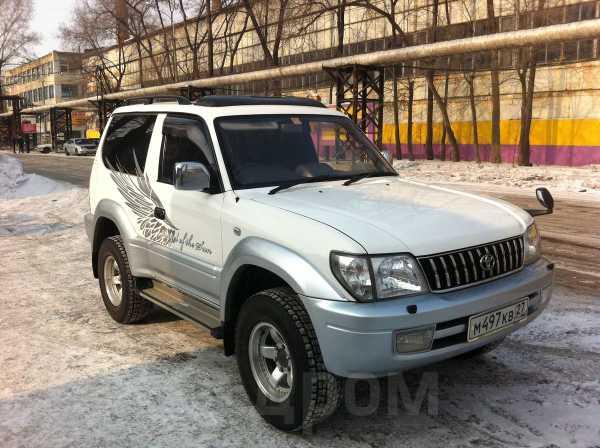Toyota Land Cruiser gebraucht kaufen bei AutoScout24