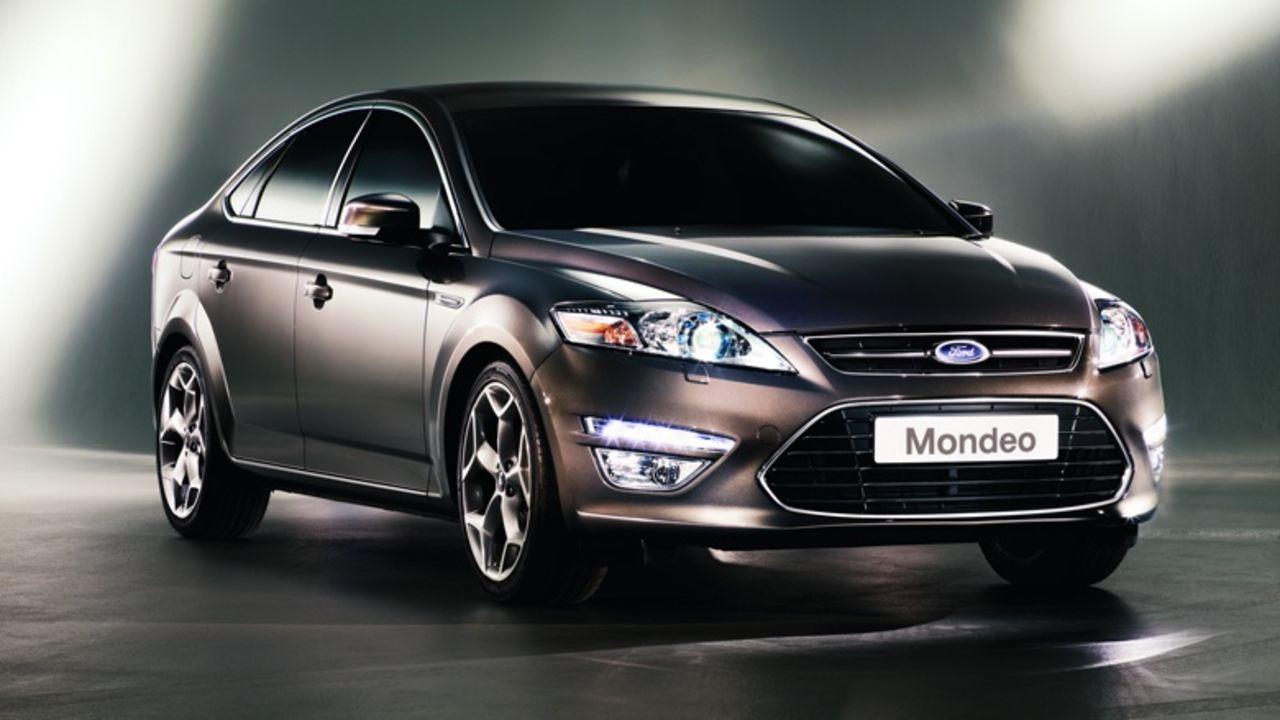 Форд мондео фото 2013