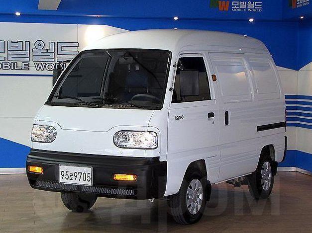 Продажа Daewoo Damas 2011 Новосибирск