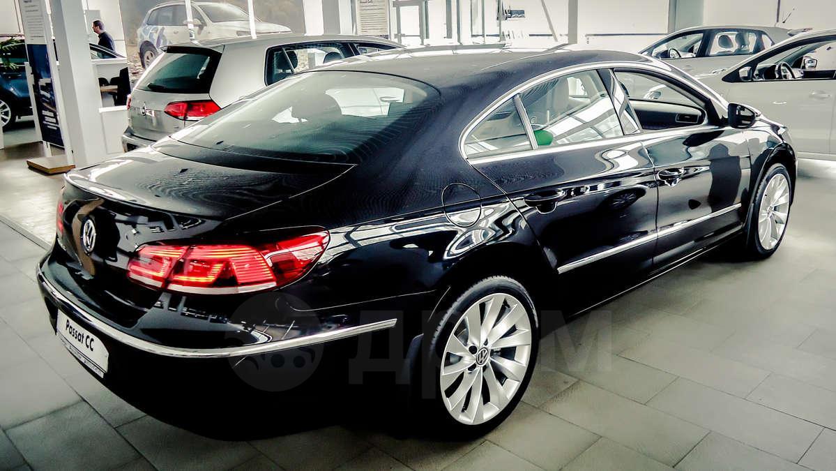 Фольксваген Пассат СС 2013 в Хабаровске, Volkswagen CC 1, 8 l TSI ...