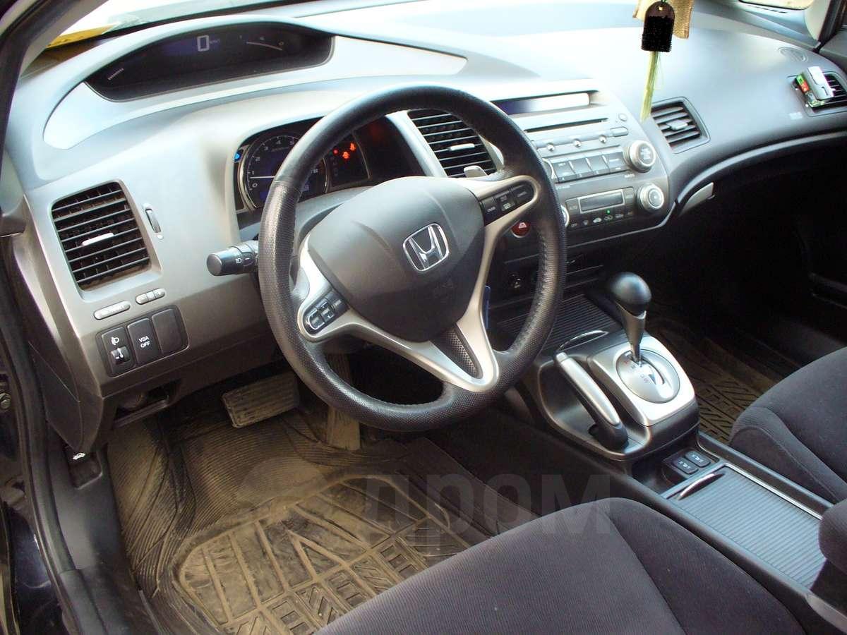 Хонда цивик 2007 фото