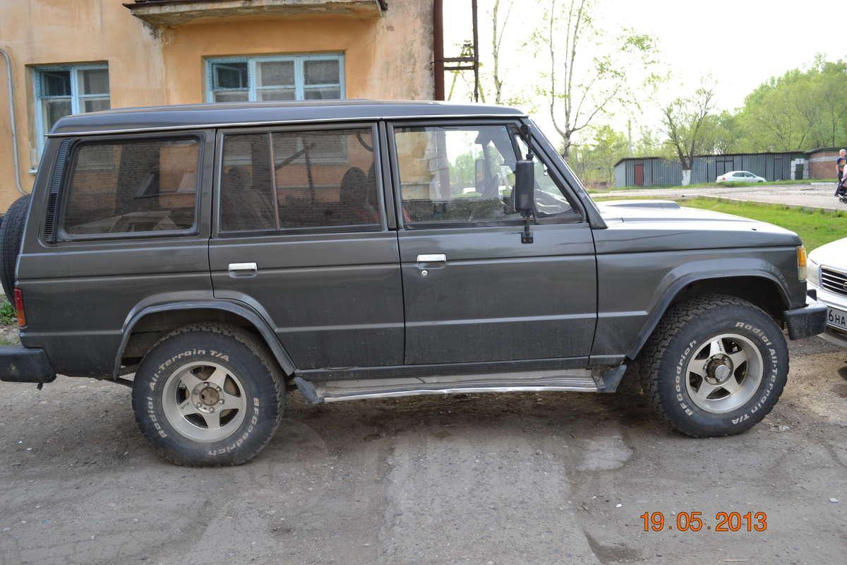 Hyundai galloper 1993 запчасти