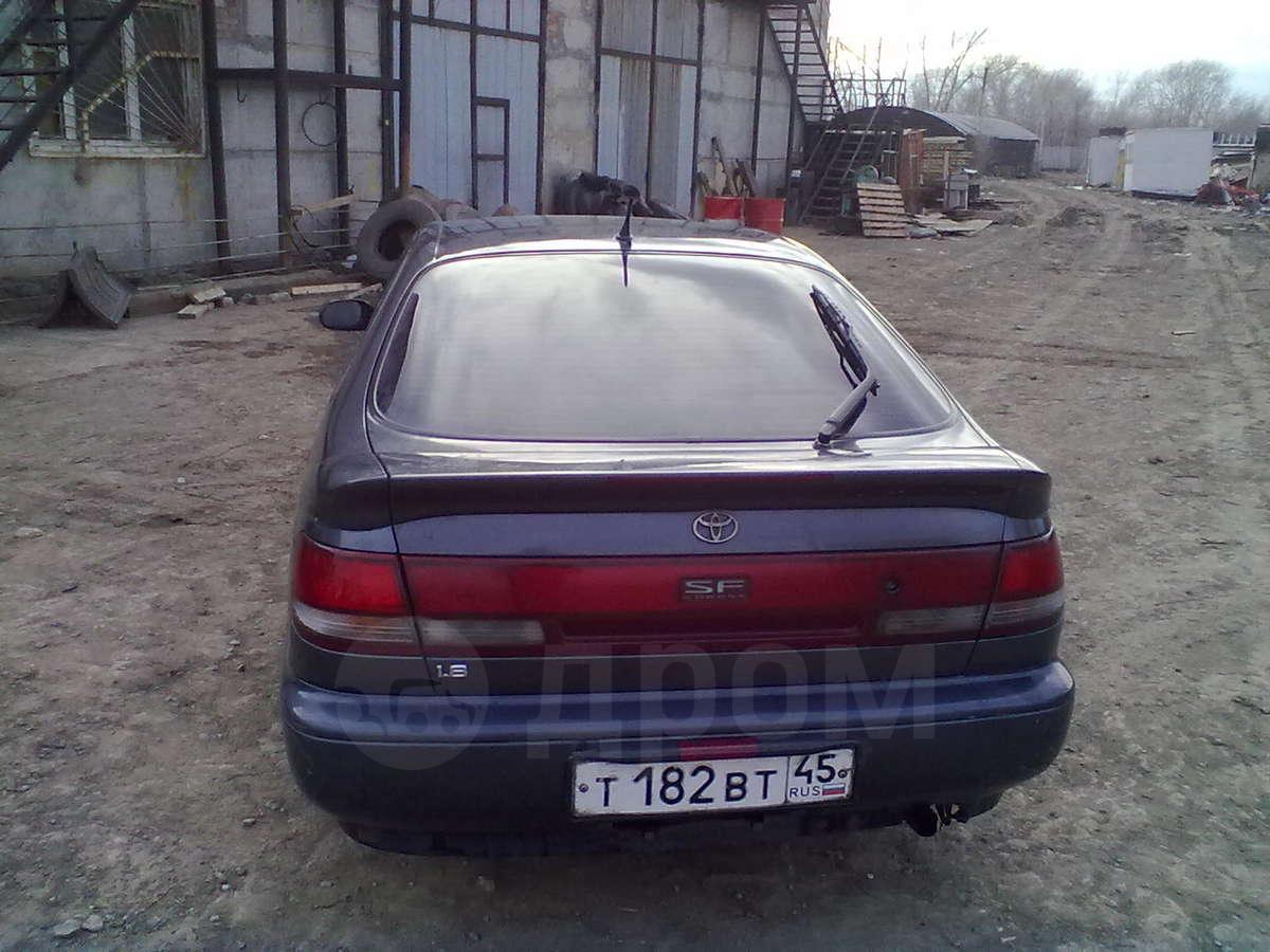 Toyota Корона сф 1992 #7