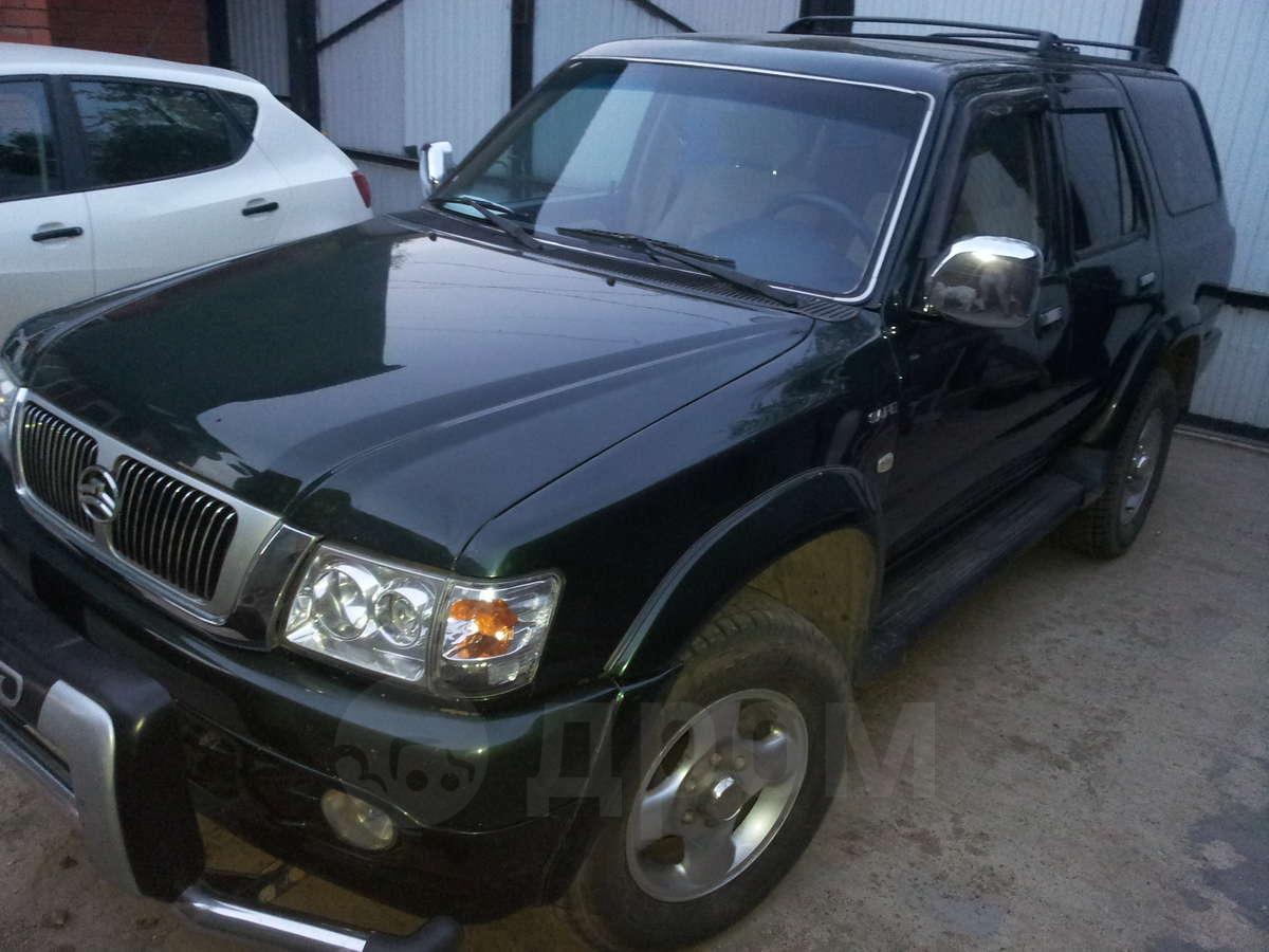 Автомобили с пробегом, great wall safe 2008 года, состояние отличное, санкт-петербург перекупы мимо, не звонить