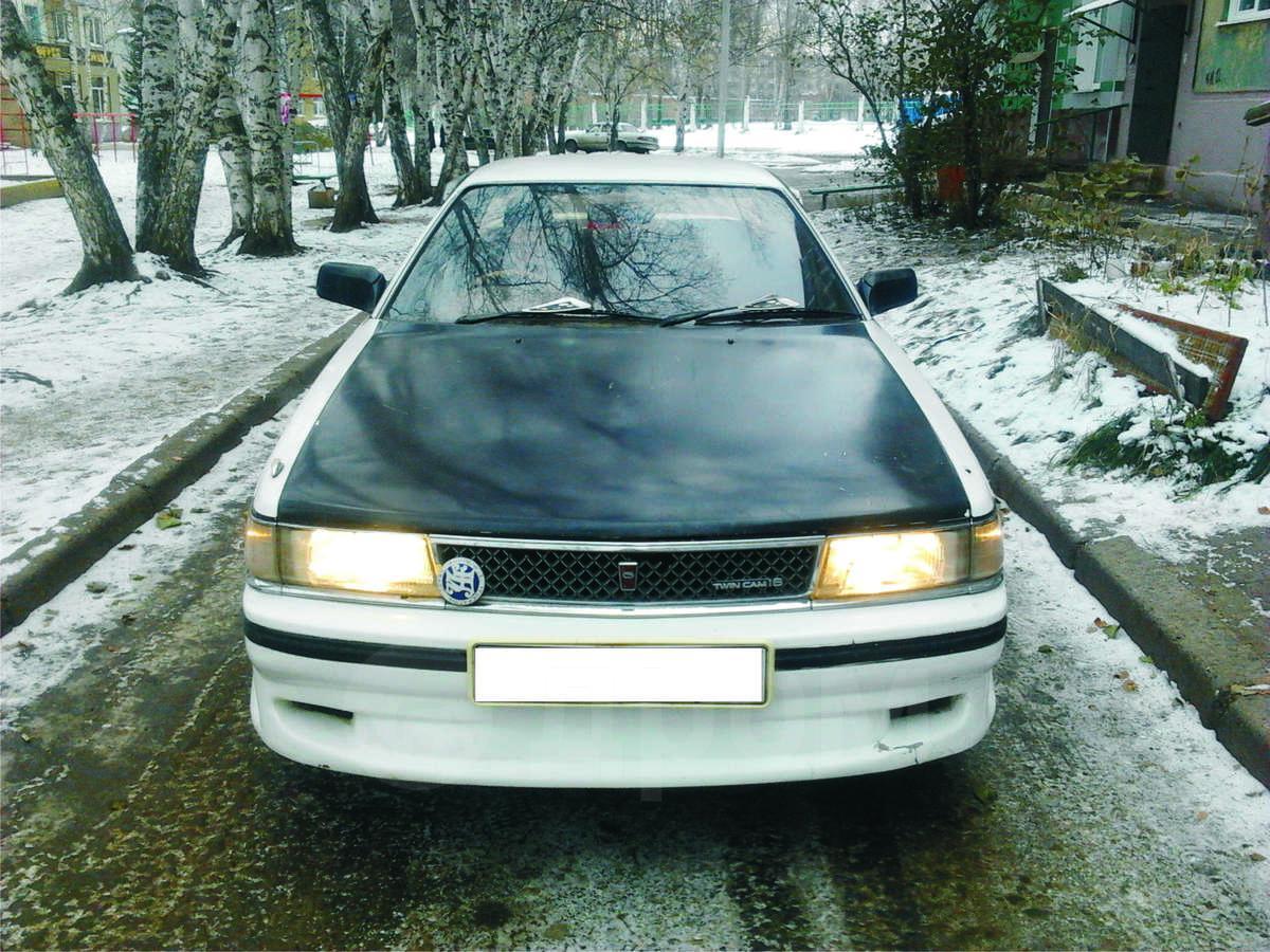 Toyota Карина 1989г #8