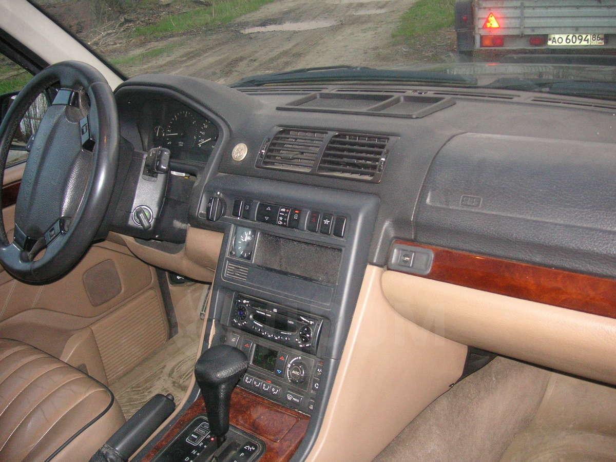 Land Rover Range Rover внедорожник | купить новый или
