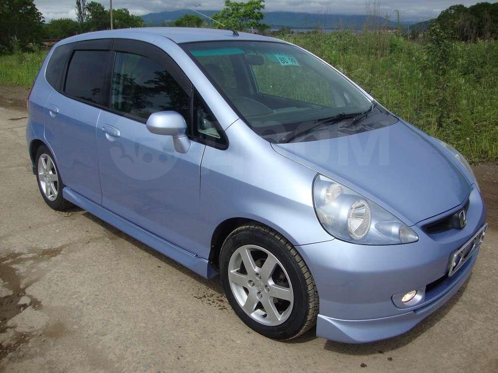 Хонда фит 2002 фото