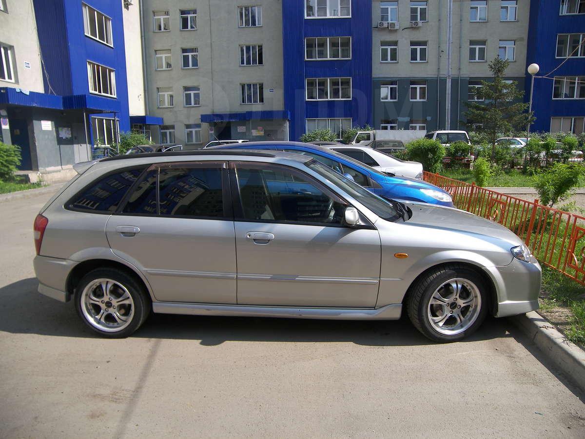 Продажа mazda familia s wagon в иркутске
