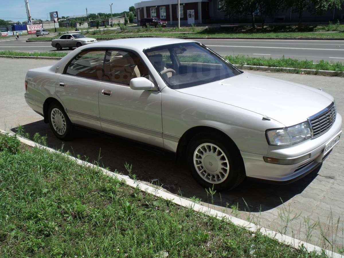 Toyota Кроун 1994 #8