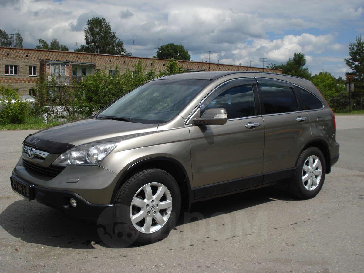 хонда срв 2008