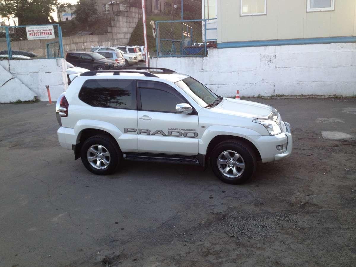 Продам Тойота Ленд Крузер Прадо 2008 года во Владивостоке, Продам ...