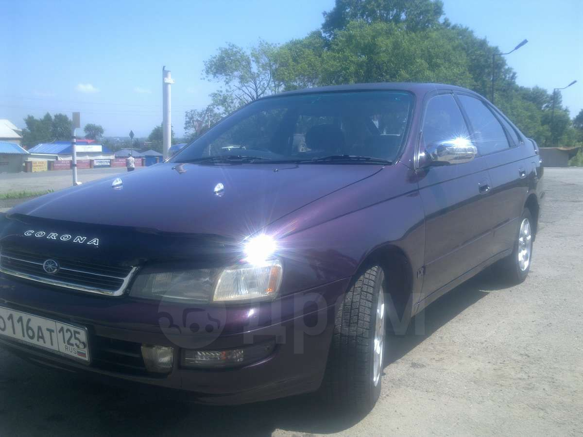 Toyota Корона сф 1992 #2