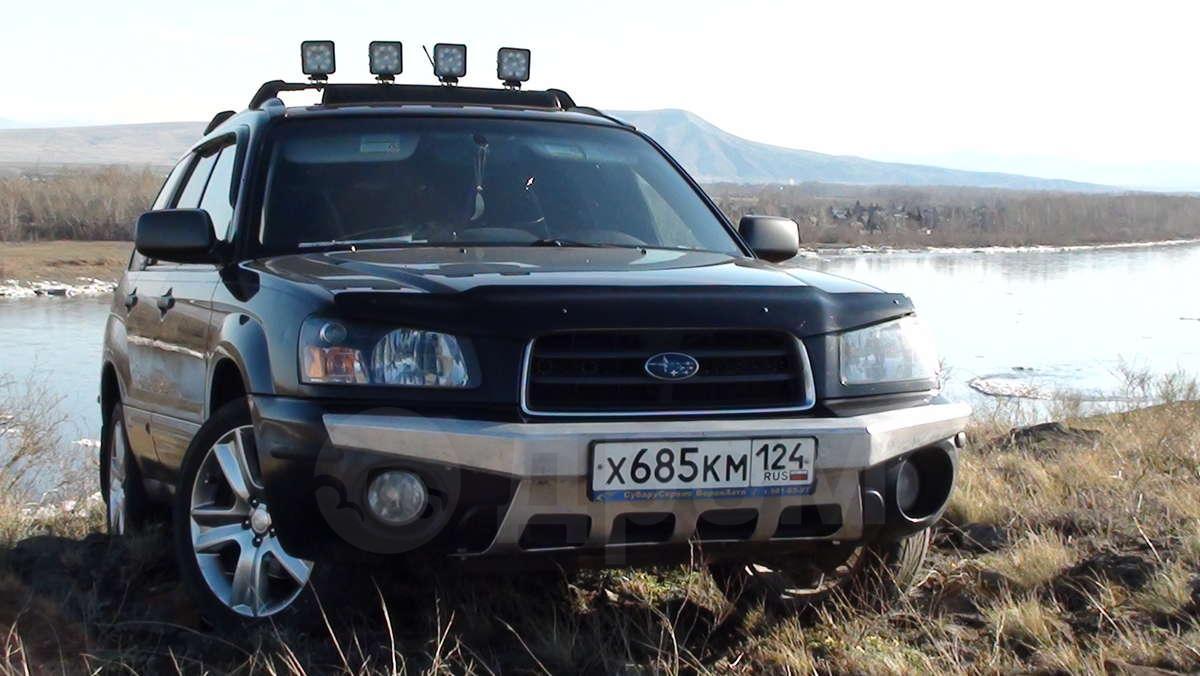 Субару форестер 2003 фото