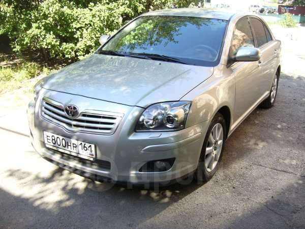 Продажа Toyota Avensis (Тойота Авенсис) в Новосибирске