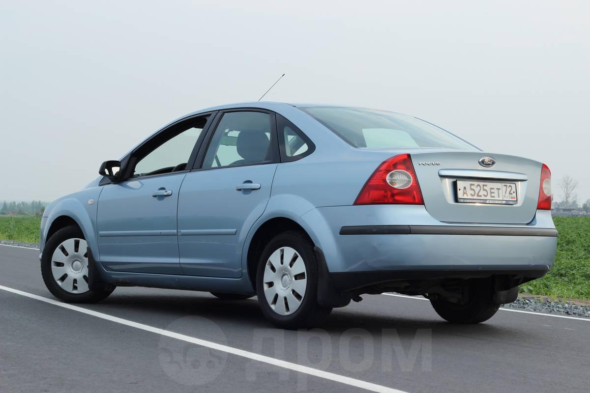 Форд фокус 2007 фото