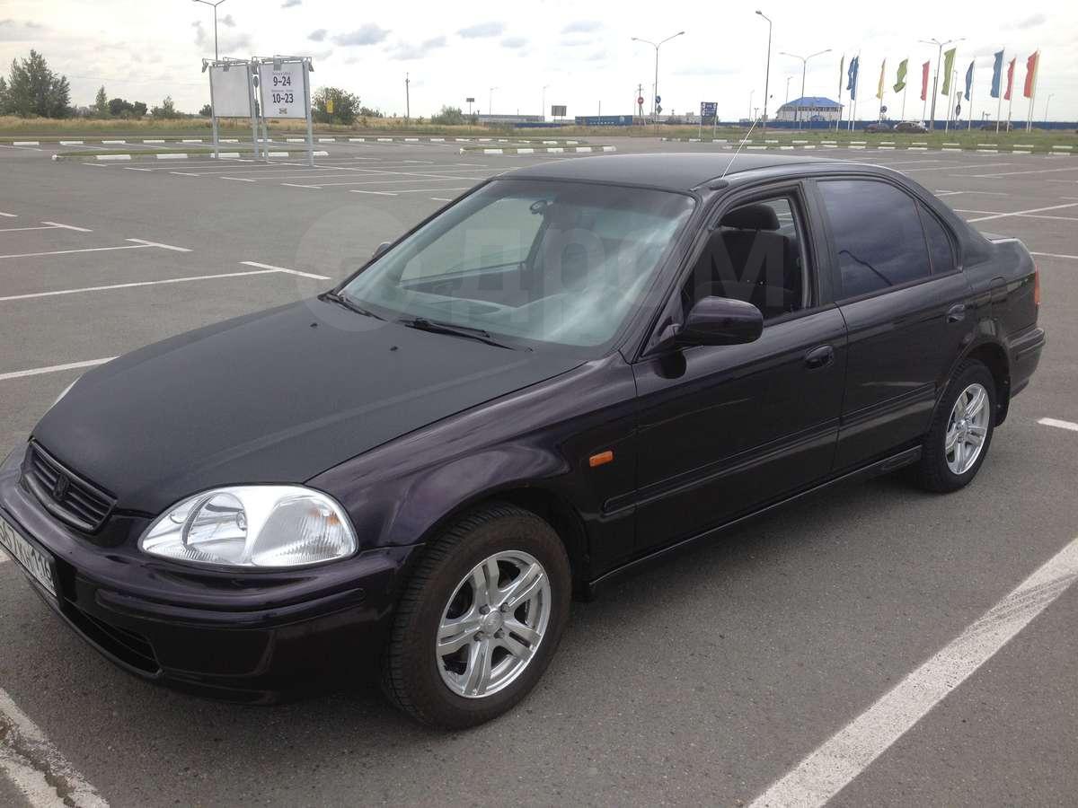 Хонда цивик фото 1997