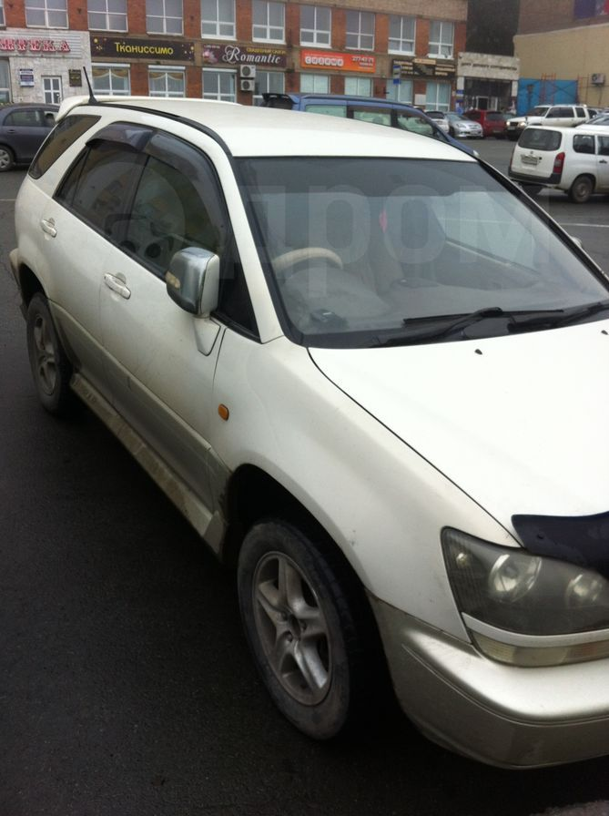 Toyota Harrier, 1998 ���, 460 000 ���.