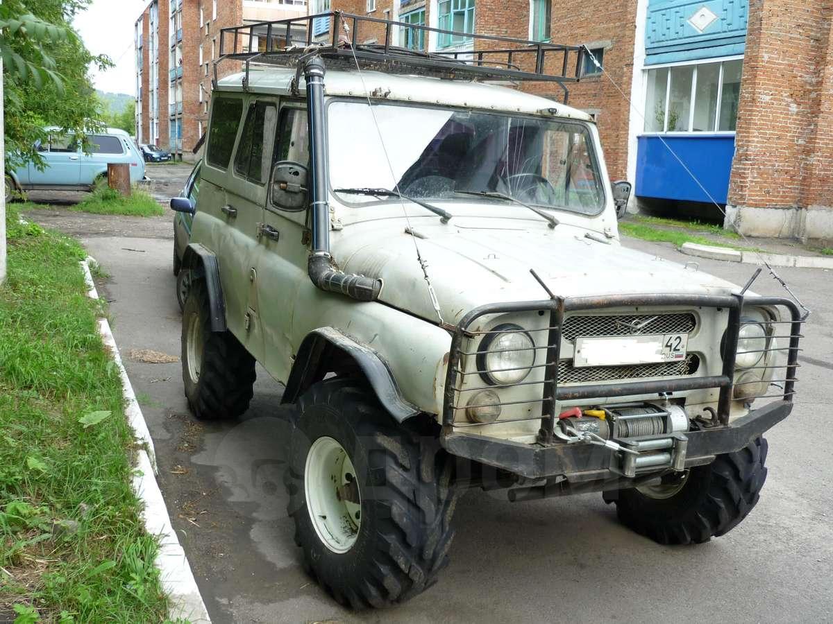 Тюнинг УАЗ и внедорожных автомобилей - Техносервис
