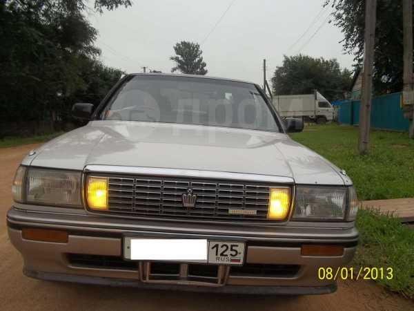 Toyota Crown 1989 - Rad- und Reifengrößen ...