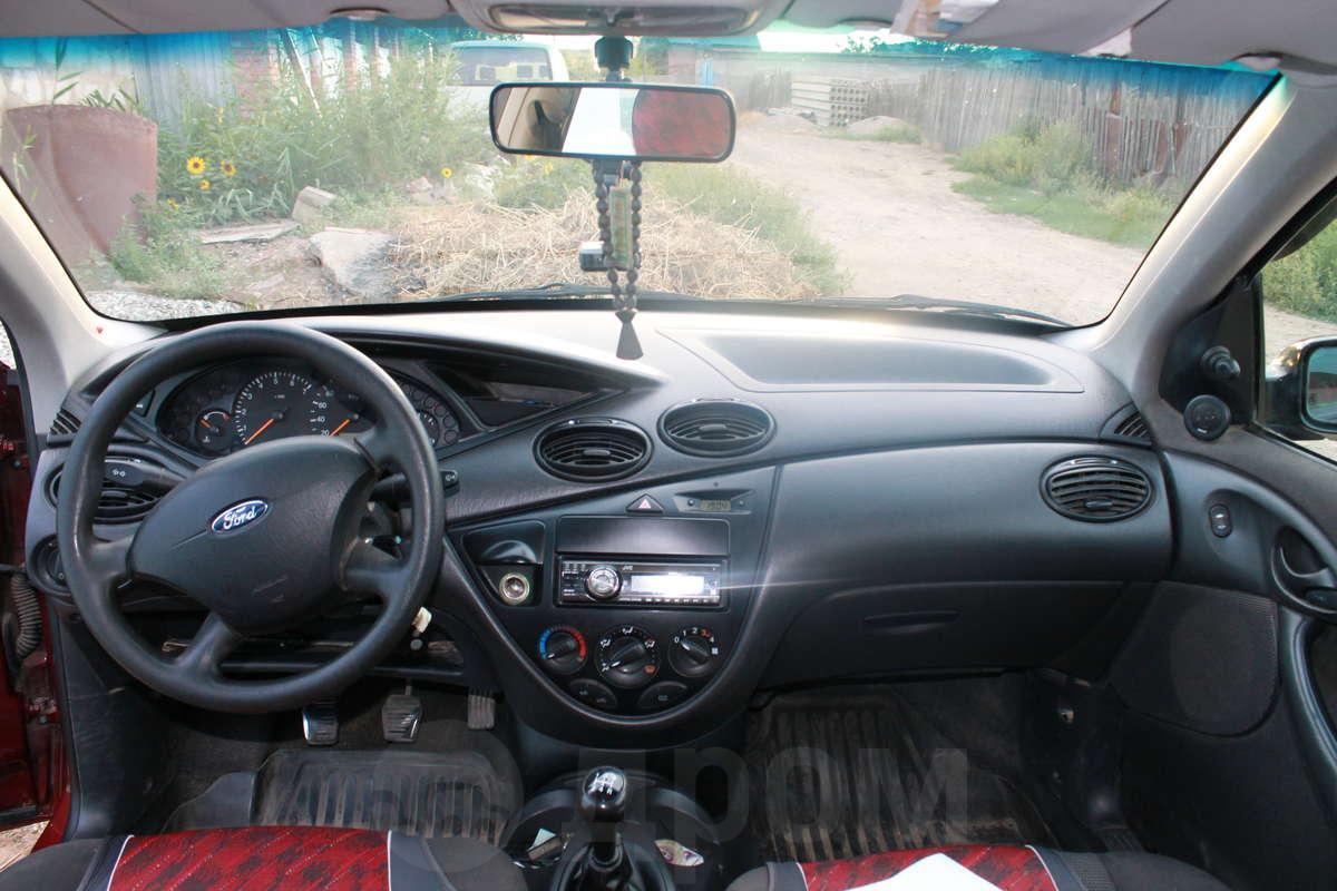 Форд фокус 2004 фото