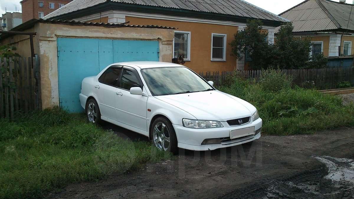 Хонда аккорд 2003 фото