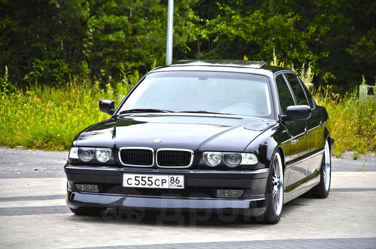 BMW 7-Series 2001 в Ханты-Мансийске, BMW 740iL AC ...: khanty-mansiysk.drom.ru/bmw/7-series/11985408.html