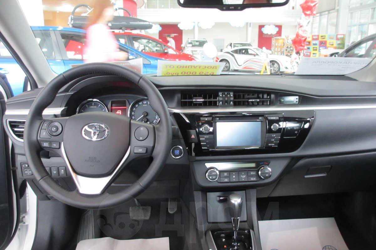 Тойота королла фото 2013