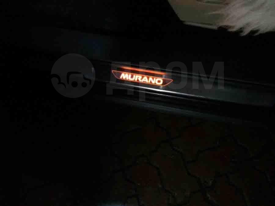 Nissan Murano, 2012 год,
