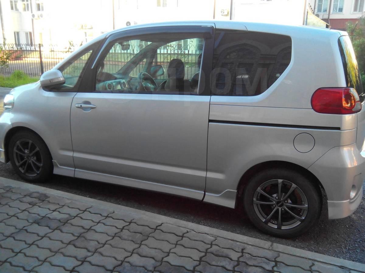 Toyota porte 2008 год 335 000 руб