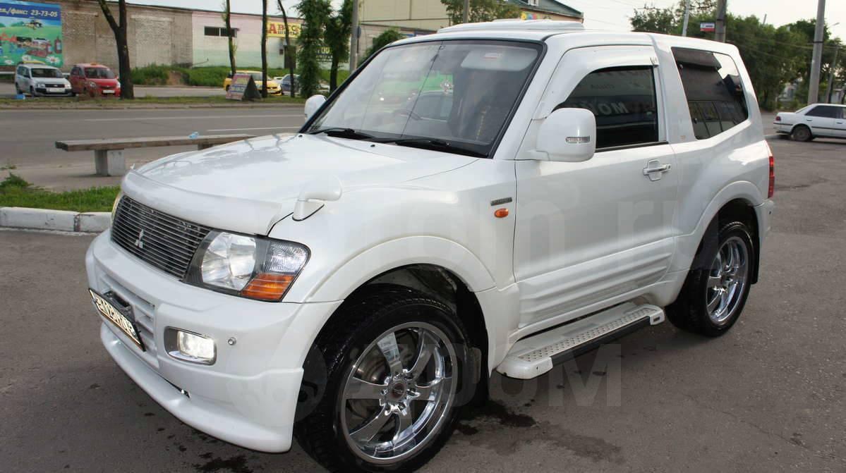 паджеро 2002