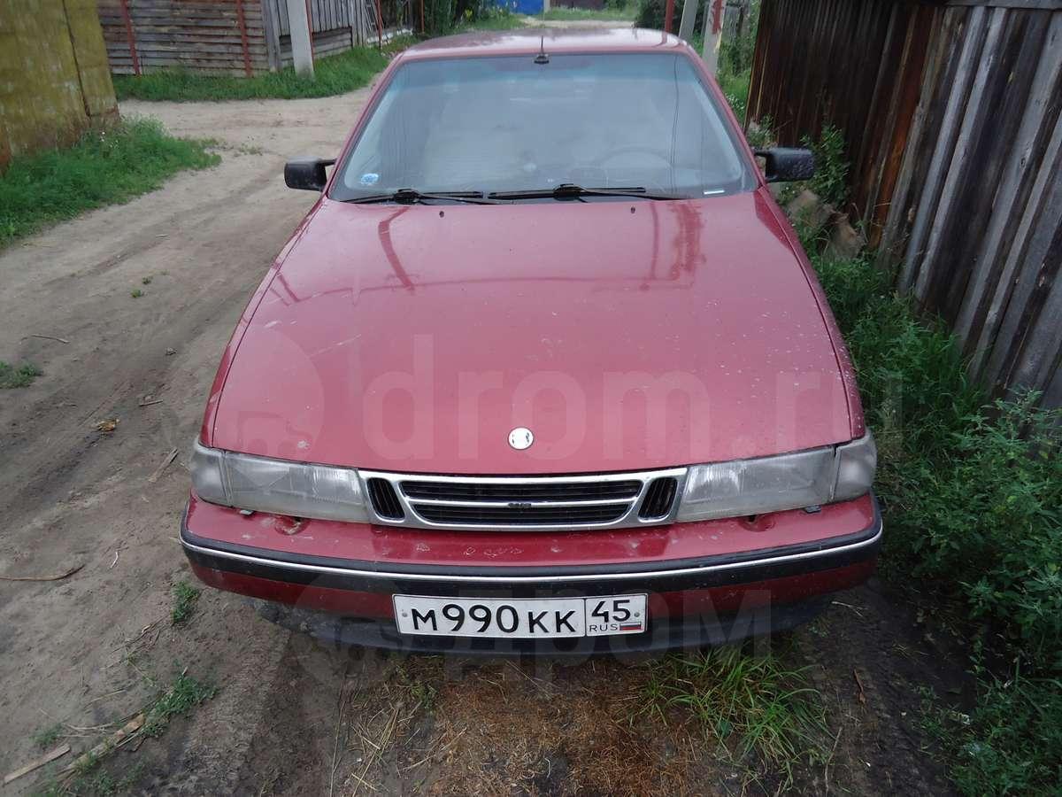 Saab 9000, 1996 год, 120 000 руб