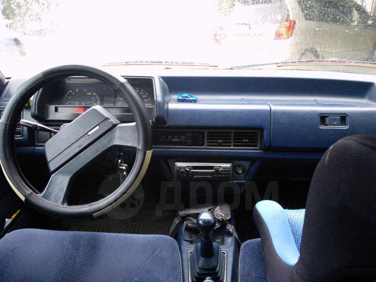 Мазда 626 1985 года фото