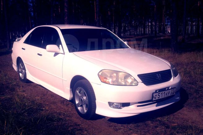 Toyota Mark II, 2002 ���, 360 000 ���.