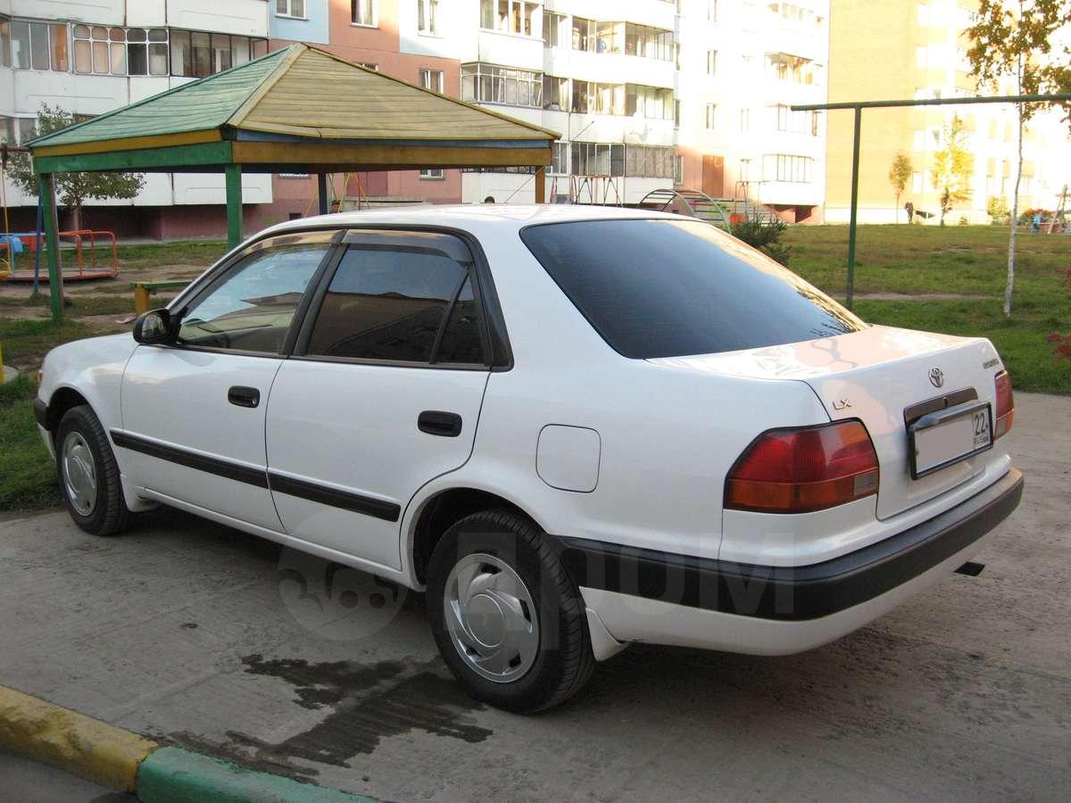 Тойота королла 1997 фото