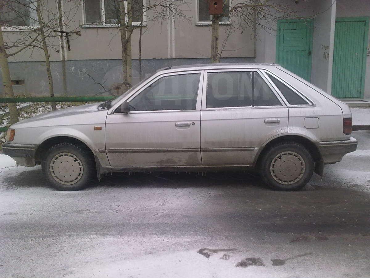 мазда 323 1986