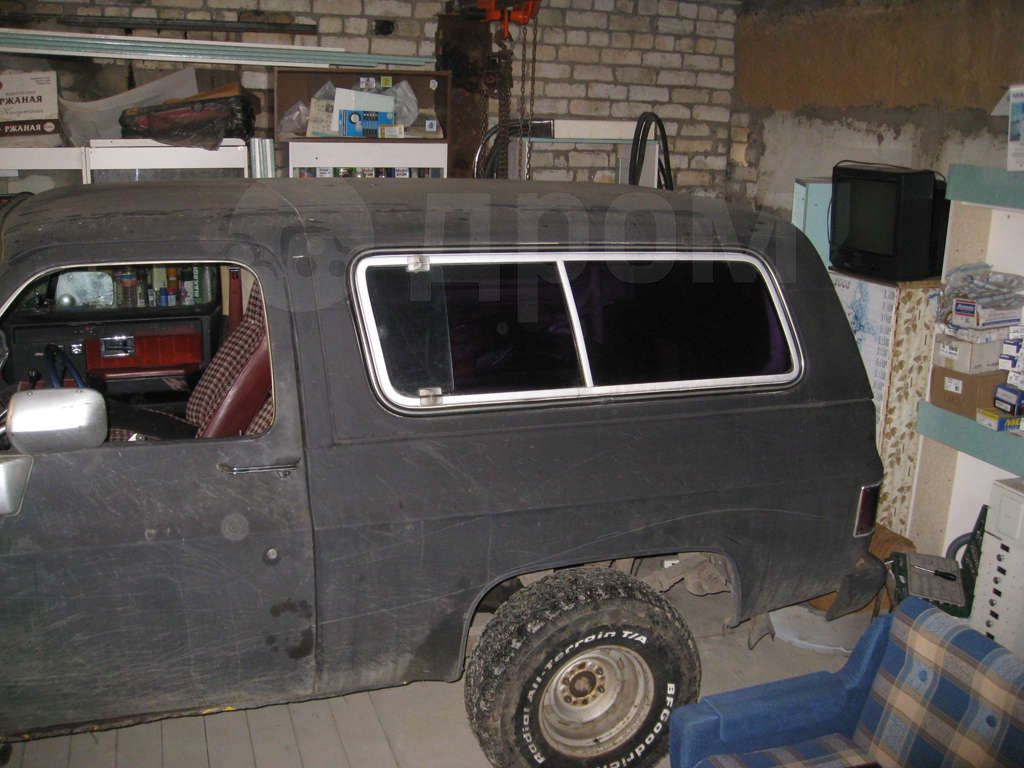 Chevrolet Blazer 1985 <b>в</b> Иркутске, chevrolet blazer k5, на ...