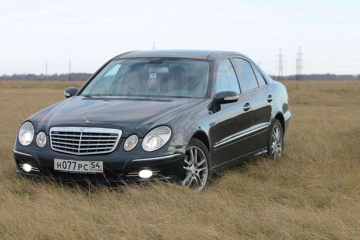 Купить Mercedes-Benz E-Class 2004 года в Новосибирске, Отс ...