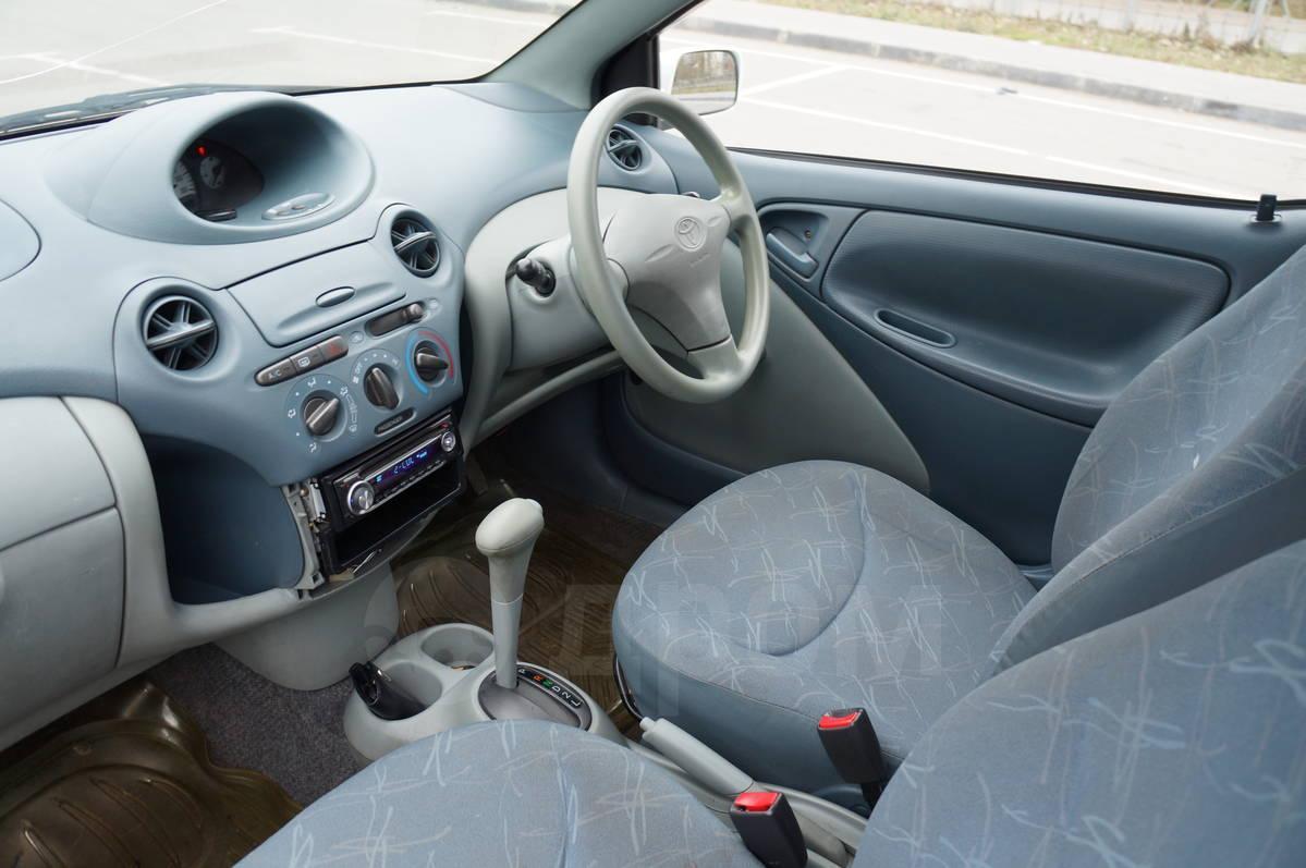 Тойота витц 2001 фото