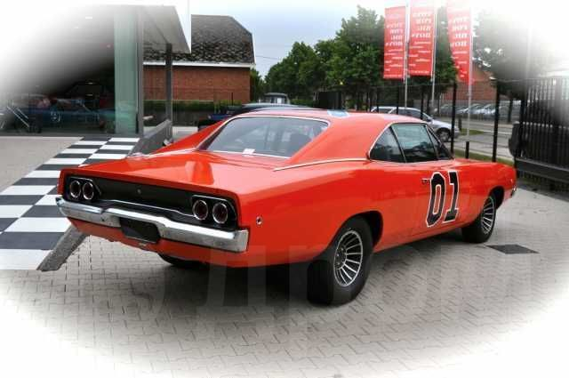 Dodge Charger, 1968 год,
