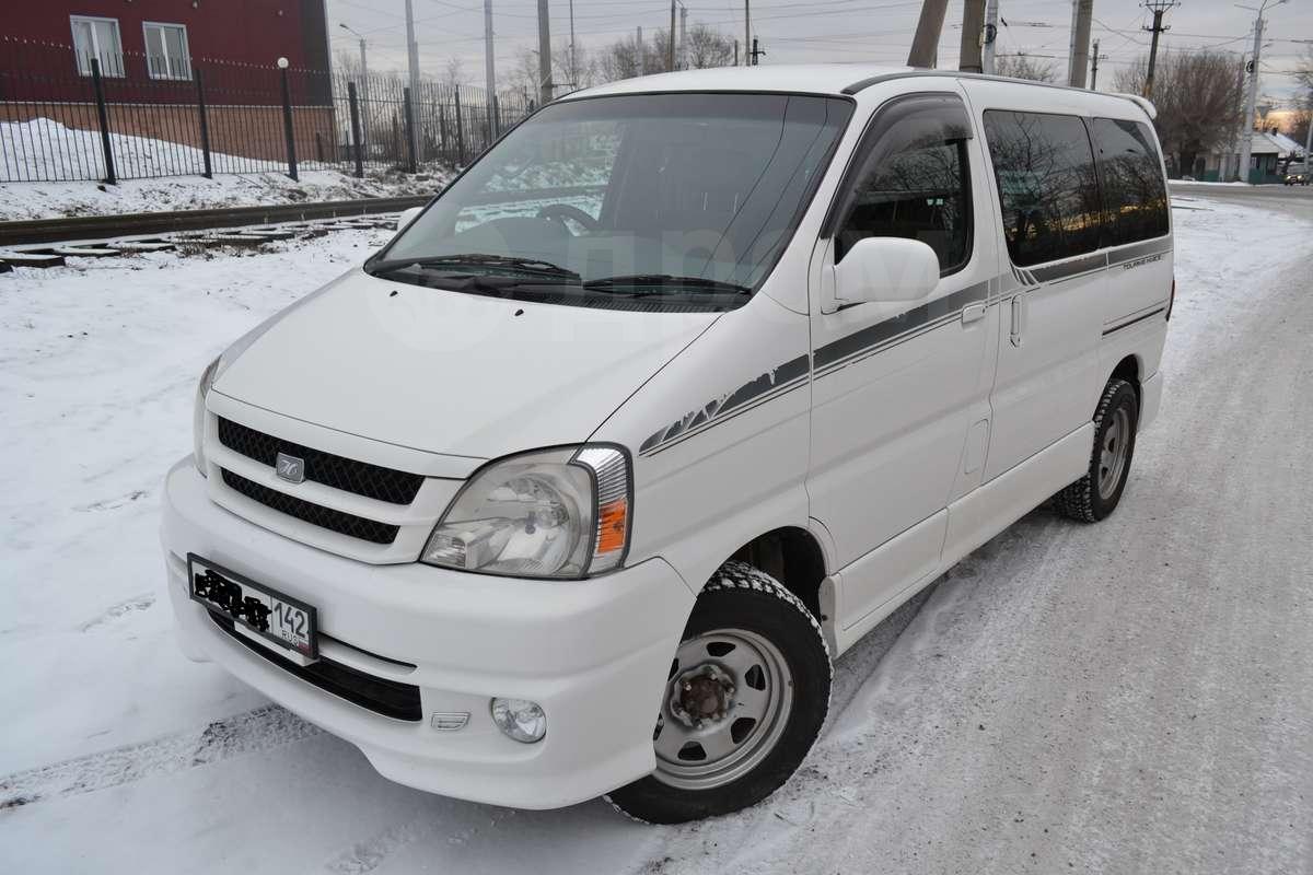 тойота мини автобус б у: