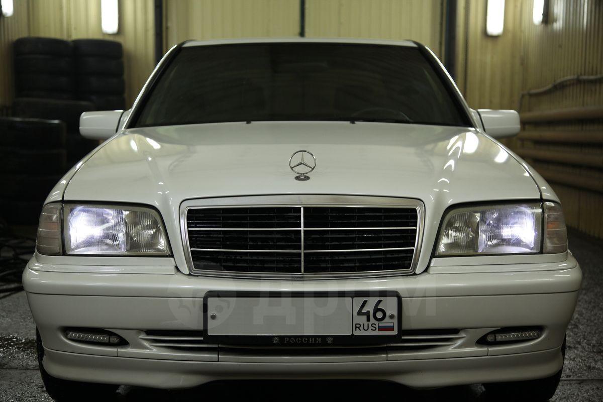 Mercedes-Benz C-Class 1998 в Курске, Mercedes- Benz C180 Classic ...